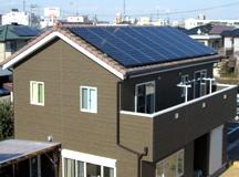 個人用太陽光発電